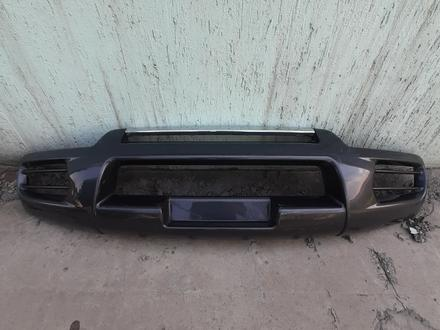 Накладка на бампер Toyota LC 100 за 30 000 тг. в Талдыкорган – фото 4