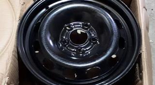 Новые Ford r15*6jj: 5*108; штампованные чёрные 4шт; за 45 000 тг. в Алматы