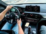 BMW M5 2019 года за 47 000 000 тг. в Алматы – фото 3