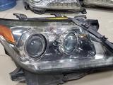 Фары бу оригинал Lexus LX570 за 350 000 тг. в Алматы – фото 2