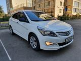 Hyundai Accent 2015 года за 4 300 000 тг. в Нур-Султан (Астана) – фото 2