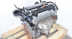 Мотор К24 Двигатель Honda CR-V 2.4 (Хонда срв) за 96 654 тг. в Алматы – фото 3