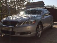 Lexus GS 300 2006 года за 4 500 000 тг. в Алматы