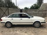 Audi 80 1992 года за 1 500 000 тг. в Кордай