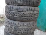 4 шины липучки Riken за 55 000 тг. в Караганда