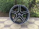 Оригинальные диски R21 AMG на Mercedes GLS, GLE Мерседес за 1 075 000 тг. в Алматы