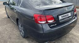 Lexus GS 350 2008 года за 7 300 000 тг. в Жезказган – фото 5