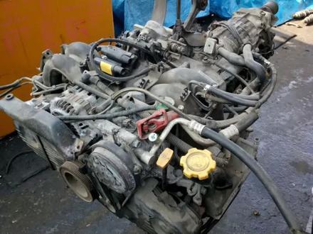 Двигатель 2.0 двухвальный на Subaru Legacy 1994-1997 год за 170 000 тг. в Алматы