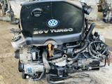 Контрактный двигатель Volkswagen Passat B5 + AGU, AUM. Из Японии! за 220 270 тг. в Нур-Султан (Астана) – фото 2