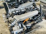 Контрактный двигатель Volkswagen Passat B5 + AGU, AUM. Из Японии! за 220 270 тг. в Нур-Султан (Астана) – фото 3