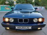 BMW 520 1991 года за 2 200 000 тг. в Тараз – фото 3