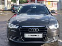 Audi A6 2012 года за 7 200 000 тг. в Алматы