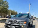 BMW X5 2005 года за 4 100 000 тг. в Атырау – фото 3
