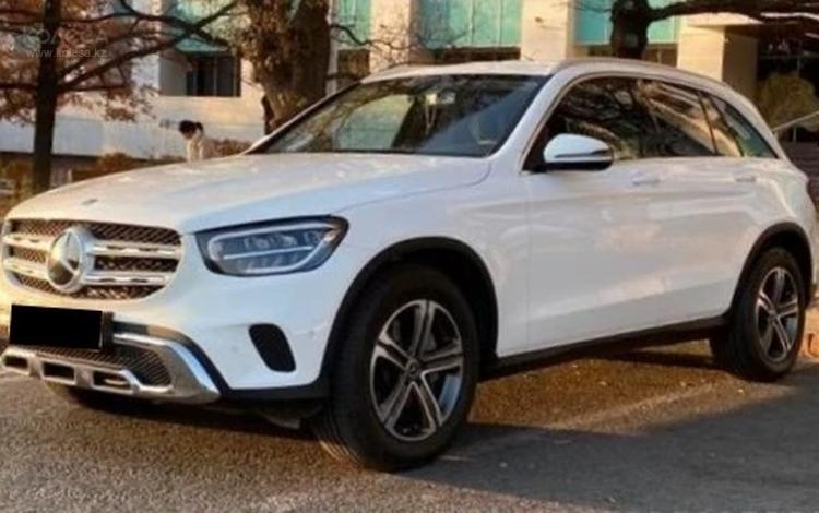 Mercedes-Benz GLC 200 2019 года за 22 825 000 тг. в Алматы