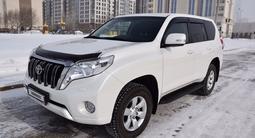 Toyota Land Cruiser Prado 2016 года за 18 200 000 тг. в Нур-Султан (Астана) – фото 2