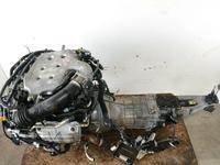 Двигатель на Infiniti Vq35 установка Мотор на Nissan за 95 000 тг. в Алматы