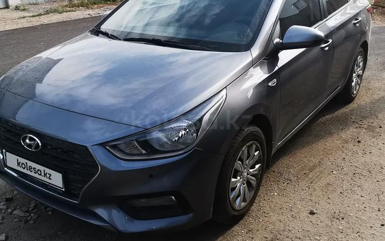 Hyundai Solaris 2018 года за 5 500 000 тг. в Караганда
