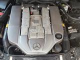 Двигатель м113 Мерседес е55amg Kompressor за 1 720 000 тг. в Алматы