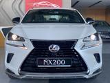 Lexus NX 200 2021 года за 24 477 000 тг. в Алматы – фото 2