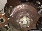Диски тормозные передние на Mitsubishi Montero Sport v3.0 литра! за 13 000 тг. в Нур-Султан (Астана)