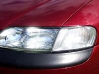 Стекло фары фонари OPEL VECTRA B за 4 000 тг. в Актобе