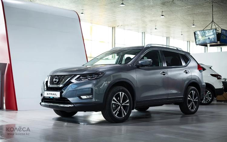 Nissan X-Trail SE Top (4WD) 2021 года за 15 366 390 тг. в Алматы