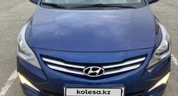 Hyundai Accent 2015 года за 5 950 000 тг. в Караганда – фото 5