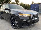 BMW X7 2021 года за 53 400 000 тг. в Алматы