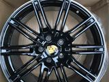 Новые диски на Porsche Cayenne R20-R21 за 250 000 тг. в Караганда – фото 4