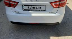 ВАЗ (Lada) Vesta 2017 года за 3 800 000 тг. в Шымкент – фото 3