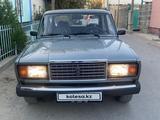 ВАЗ (Lada) 2107 2010 года за 1 300 000 тг. в Шымкент