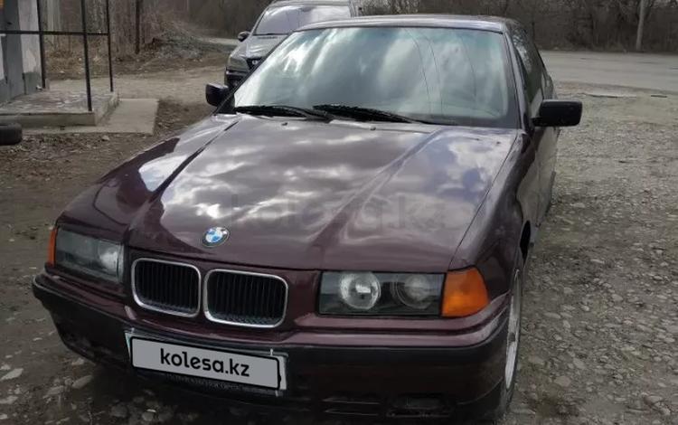BMW 320 1991 года за 1 100 000 тг. в Усть-Каменогорск