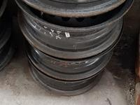 Металлические (штампованные) диски. за 5 000 тг. в Алматы