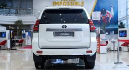 Toyota Land Cruiser Prado Comfort Plus 2021 года за 25 850 000 тг. в Алматы – фото 4