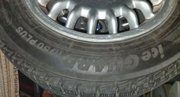 Резину с дисками стиль 13 на бмв е36 за 100 000 тг. в Отеген-Батыр – фото 2