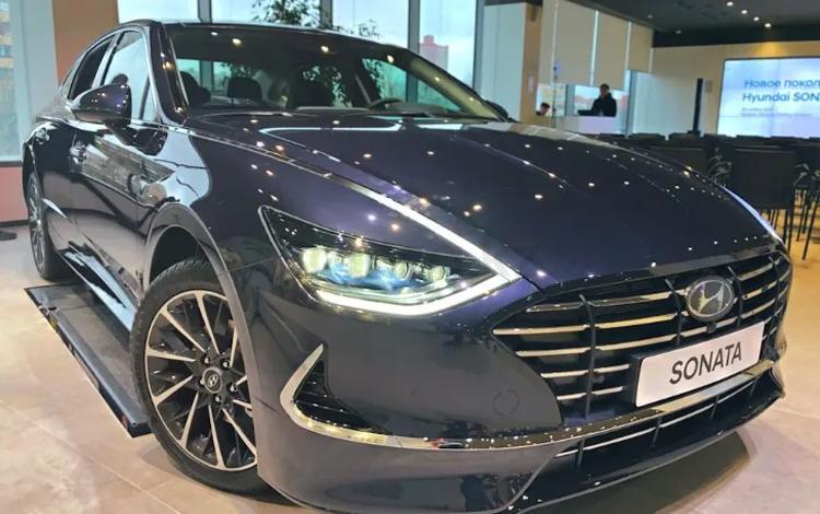 Hyundai Sonata 2020 года за 9 790 000 тг. в Костанай