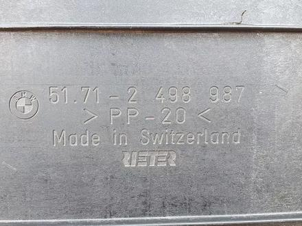 Защита картэра М5 Е39 в оригинале на бмв м5 е39 за 100 000 тг. в Алматы – фото 3