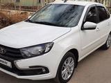 ВАЗ (Lada) Granta 2190 (седан) 2019 года за 4 400 000 тг. в Шымкент – фото 2