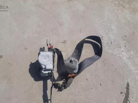 Патрубок воздушного фильтра, Ремень безопасности на Галант Акула за 7 000 тг. в Алматы – фото 2