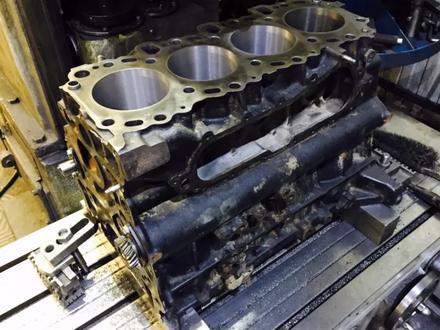 Блок двигателя ТОЙОТА 1KD (2KD) V-3.0 за 777 тг. в Алматы