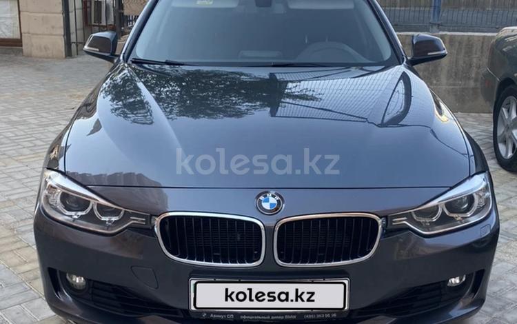 BMW 320 2014 года за 8 700 000 тг. в Актау