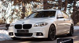 BMW 528 2016 года за 15 400 000 тг. в Алматы – фото 3