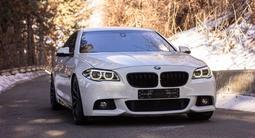 BMW 528 2016 года за 15 400 000 тг. в Алматы – фото 2