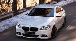 BMW 528 2016 года за 15 400 000 тг. в Алматы