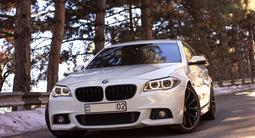 BMW 528 2016 года за 15 400 000 тг. в Алматы – фото 5