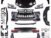 Рестайлинг Lexus lx570 2009-2015год под Lx 570 2020 с обвесом… за 1 200 000 тг. в Нур-Султан (Астана)