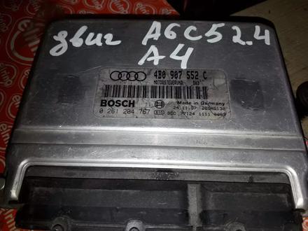 ЭБУ двигателя мотора АКПП МКПП коробки АБС компьютер на Ауди… за 15 000 тг. в Алматы