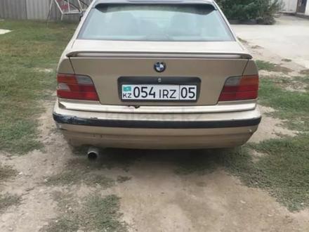 BMW 318 1993 года за 500 000 тг. в Алматы – фото 2