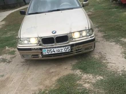 BMW 318 1993 года за 500 000 тг. в Алматы – фото 3