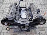 Двигатель Ауди Audi A8 AQJ 4.2 за 500 000 тг. в Алматы